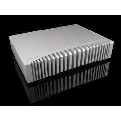 Her ser du 993 Stereo Hybrid Power Amplifier 125W fra Trilogy Audio