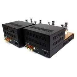 Her ser du M350 - 300B Push-Pull Mono Block Power Amplifiers (300B tubes not inc.) pair fra Canary Audio
