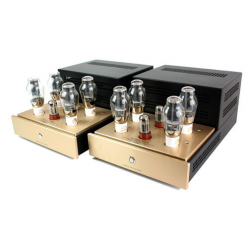 Her ser du M350 - 300B Push-Pull Mono Block Power Amplifiers (300B tubes not inc.) pair fra Canary Audio