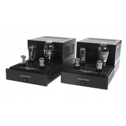 Her ser du M80 - 300B Single-Ended Mono Block Power Amplifiers (300B tubes not inc.) pair fra Canary Audio