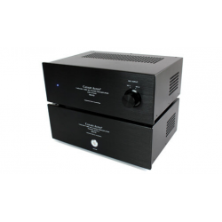 Her ser du MC10 - Vacuum Tube Two Chassis Phono Preamplifier fra Canary Audio