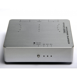 Her ser du DEMO Phono Tango ULTIMATE i silver fra Acoustic Signature