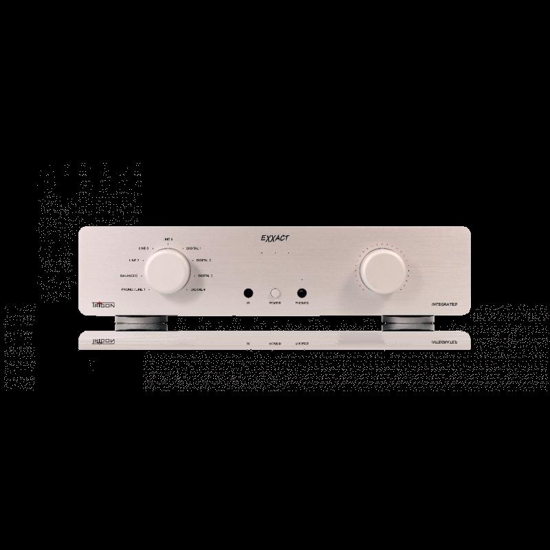 Her ser du Exxact integrated fra Trigon Audio
