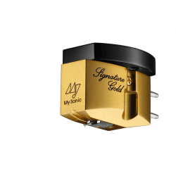 Her ser du Signature Gold fra My Sonic Lab