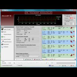 Her ser du Adjust+ Pro fra Dr. Feickert Analogue