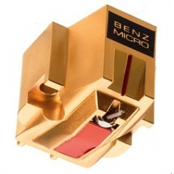 Her ser du MC Silver / Gold fra Benz Micro
