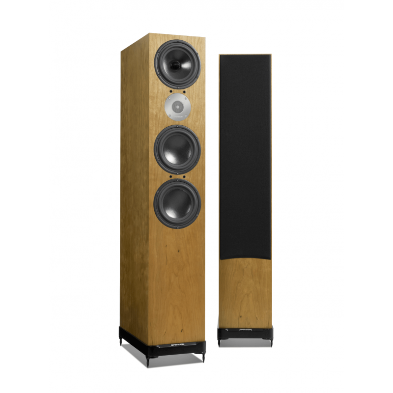 Her ser du D-Line D9 fra Spendor Audio