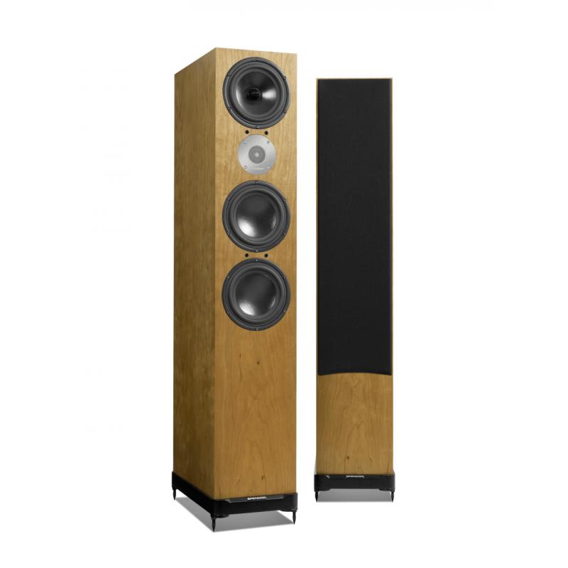 Her ser du D-Line D9.2 fra Spendor Audio