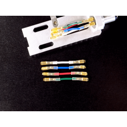 Her ser du ZYX shell lead-wire fra ZYX Audio