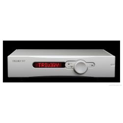 Her ser du 903 Rør forforstærker fra Trilogy Audio