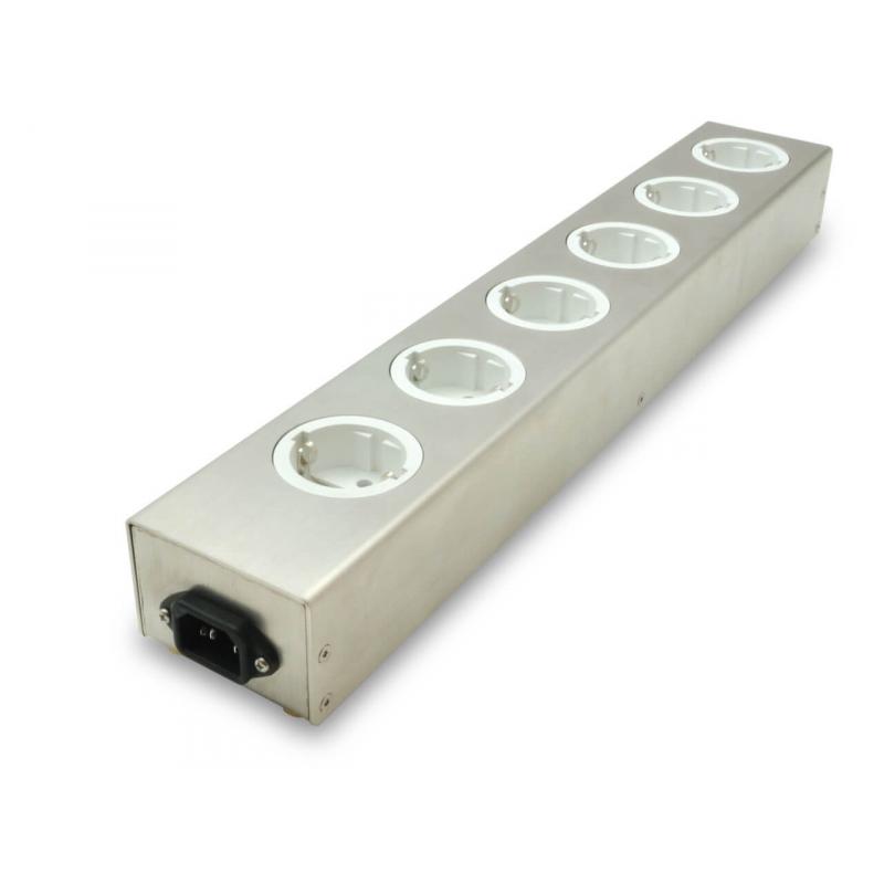 Sensationelle LydProdukter tilbyder MTS-6e SSE (Schuko) fra Oyaide JS53