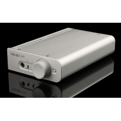 Her ser du 931 Headphone amp fra Trilogy Audio